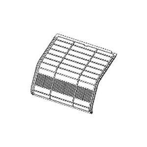 シャープ エアコン用 エアーフィルター(1枚)(205 337 0676)|w-yutori