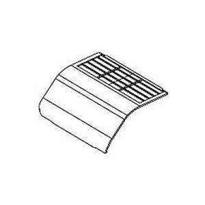 シャープ エアコン用 エアーフィルター(1枚)(205 337 0691)|w-yutori