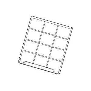 シャープ エアコン用 エアーフィルター(1枚)(205 337 0724)|w-yutori