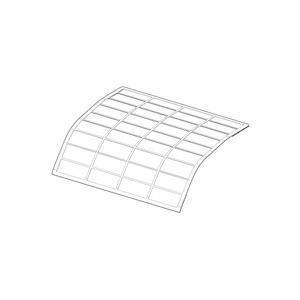 シャープ エアコン用 エアーフィルター<1枚>(205 337 0787)|w-yutori