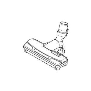 掃除機 ヘッド パナソニック ナショナル 床用ノズル:AMV85P-C208D|w-yutori