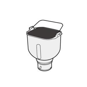 パナソニック ホームベーカリー用 米用パンケース   ADA60-176|w-yutori