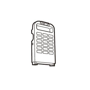 パナソニック ナショナル 糸くずフィルターAXW22A-8KE5 ごみ取りネット 交換 網|w-yutori