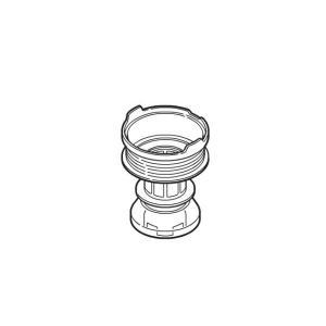 パナソニック掃除機クリーナー用 ネットフィルター(メタリックシルバー用) AMV0VK-EK0H|w-yutori
