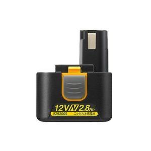 パナソニック インパクトドライバー ニッケル水素電池パック12V EZ9200S|w-yutori
