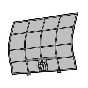 パナソニック エアコン用 エアフィルター CWD001227|w-yutori