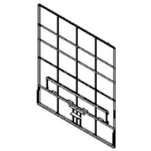 パナソニック エアコン用 エアフィルター(1枚) ACRD00-00180|w-yutori