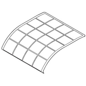 パナソニック エアコン用 エアフィルター(1枚) ACRD00-00230|w-yutori