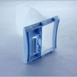 糸くずフィルター 東芝 洗濯機用 ブルー TIF-4 ごみ取りネット 交換 網|w-yutori