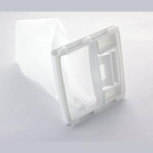 糸くずフィルター 東芝 洗濯機用 TIF-4 ホワイト 42044706 ごみ取りネット 交換 網|w-yutori