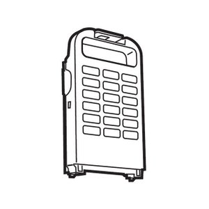 パナソニック 洗濯機糸くずフィルターAXW22AH8AY0|w-yutori