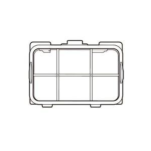 パナソニック 洗濯機 乾燥フィルター 奥 AXW2208A0XL0