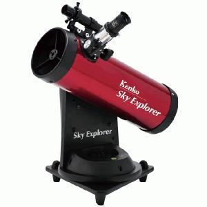 天体望遠鏡 自動追尾 SE-AT100N ケンコー|w-yutori