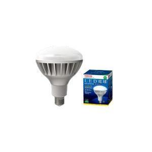 東芝 LED電球 チョークレス水銀ランプ形 19.0W  昼白色 1600 lm チョークレス水銀ランプ160W形(反射形)  LDR100/200V19N-H  E26口金|w-yutori