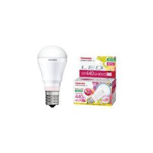 東芝 LED電球 小形電球タイプ 40W形相当 高演色(キレイ色)  昼白色 440 lm E17口金 LDA6N-D-H-E17/S|w-yutori