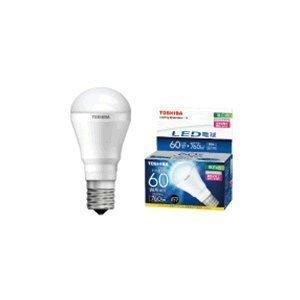 LED電球 E17 昼白色 ミニクリプトンタイプ LDA6N-H-E17/S/60W 60W相当 断熱材施工対応|w-yutori