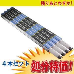 【訳あり品・処分特価】東芝 FL15EX-D-Z 蛍光灯ランプ 3波長形昼光色  15W 4本セット|w-yutori