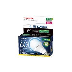 LED電球 E17口金 昼白色 ミニクリプトンタイプ LDA7N-G-E17/S/60W 相当 断熱材施工対応 密閉器具対応|w-yutori