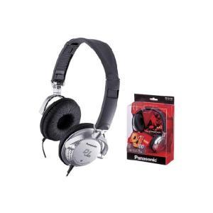 Panasonic ステレオヘッドホン RP-DJ100 [ パナソニック ヘッドフォン イヤホン Ф3.5ステレオミニプラグ ]|w-yutori