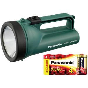 パナソニック ハロゲン強力ライト BF-BS10A アルカリ単1乾電池4本付き [Panasonic 懐中電灯/ナショナル/松下]|w-yutori