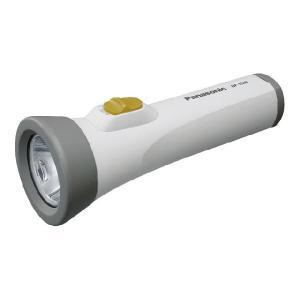 懐中電灯 LED ライト パナソニック  単1電池2個用 BF-158BF-W|w-yutori