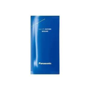 パナソニック シェーバー 洗浄充電器 専用洗剤 3個入り ES-4L03|w-yutori