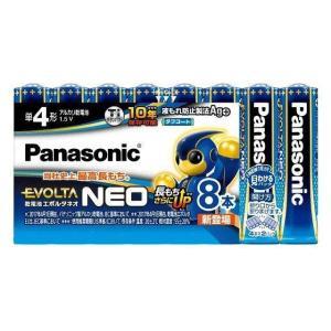 パナソニック 乾電池エボルタネオ単4形8本パック LR03NJ/8SW|w-yutori