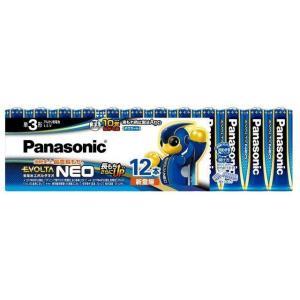 パナソニック 乾電池エボルタネオ単3形12本パック LR6NJ/12SW|w-yutori