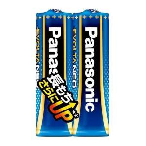 パナソニック 乾電池エボルタネオ単3形2本パック LR6NJ/2S|w-yutori