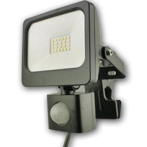 クリップLEDセンサーライト 屋外用コンセントタイプ M9W-SLED|w-yutori