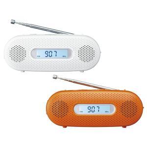 パナソニック 携帯ラジオ FM-AM 2バンドレシーバー RF-TJ20 送料無料|w-yutori