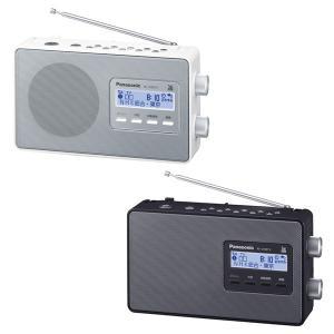 パナソニック ワンセグTV音声対応ラジオ ワンセグTV音声-FM-AM 3バンドレシーバー RF-U100TV 送料無料 w-yutori