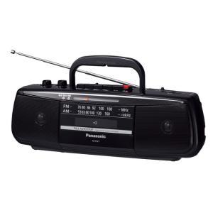 パナソニック ラジオカセット ステレオラジオカセットレコーダー RX-FS27 送料無料|w-yutori