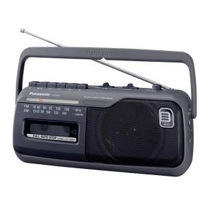 パナソニック ラジオカセット ラジオカセットレコーダー RX-M45 送料無料|w-yutori
