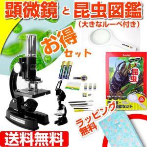 顕微鏡 小学生 子供   最大1200倍 メタル顕微鏡  夏休み 自由研究  w-yutori