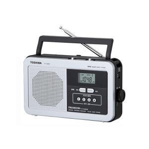 東芝 AM/FMホームラジオ TY-SHR3 送料無料|w-yutori