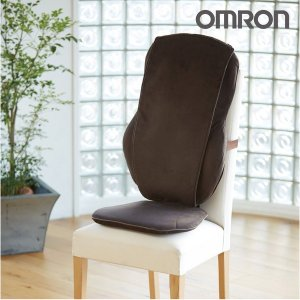 オムロン シートマッサージャー (ディープブラウン) 型番 HM-330-DB 【omron】