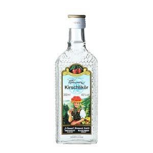 瓶入世界最高品質のキルシュワッサーとして有名。ドイツ産重厚で深い風味、気品と歴史のあるキルシュです。