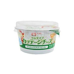 【冷蔵便】メイトー カッテージチーズ(つぶ) / 110g TOMIZ/cuoca(富澤商店)