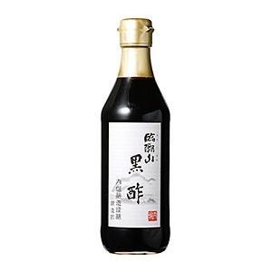 臨醐山 黒酢 / 360ml TOMIZ/cuoca(富澤商店) 和食材(加工食品・調味料) 油・酢