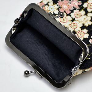 メール便 和柄タバコケース メンズレディースちりめんがま口シガレットケース おしゃれ小物入れポーチたばこ入れ 日本製 wa-wa 06