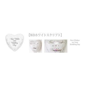 ペアのイルカ バルーン電報  バルーンギフト 結婚祝【シルバー】ツインドルフィン6バルーンセット WD00236001|wac-up|04