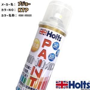 ペイント スプレー プジョ- KTP GRIS SHARK Holts MINIMX