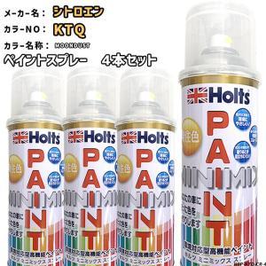 商品名 ペイント スプレー シトロエン KTQ メーカー名 Holts ホルツ シリーズ MINIM...