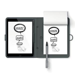 Bamboo Spark iPad Air 2 専用 (CDS600CG) ワコム スマートフォリオ デジタルノート|wacomstore