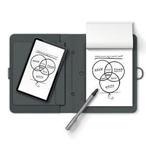 Bamboo Spark タブレットスリーブ (CDS600PG) ワコム スマートフォリオ デジタルノート|wacomstore