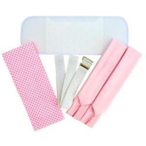 浴衣小物 浴衣 着付小物 セット ピンク 浴衣着付け小物 オリジナル ゆかた着付けセット フリーサイ...