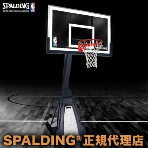 キャンペーン対象商品 バスケットゴール バックボード SPALDING スポルディング THE BE...