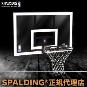 キャンペーン対象商品 バスケットゴール バックボード SPALDING スポルディング NBA CO...