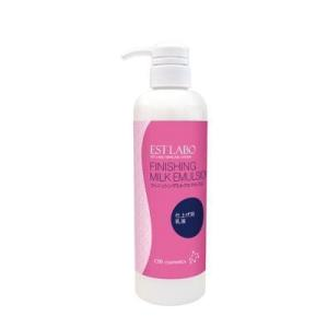 ESTLABO エステラボ 業務用 フィニッシング ミルク エマルジョン 500ml CBS化粧品|wafg